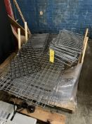 PALLET OF WIRE RACKING