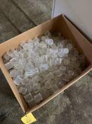 BOX OF PLASTIC CONTAINER