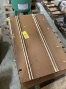 LOT OF (7) TABLE TOPS