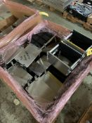 (2) PALLET OF PCB HOLDING FIXTURES