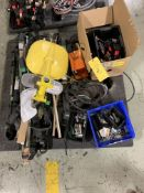 PALLET OF MISC: OFFICE ELECTRONIC EQUIPMENT