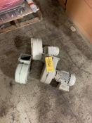 ELEKTROR BLOWER MOTOR TYPE END80L2; (1) FAN HOUSING