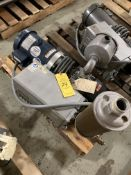 US VACUUM PUMP W/ MARATHON 2HP MOTOR