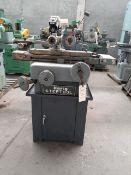 HARIG Grinder machine BALL BEARING Motor Model 3923AHAR S/N FC 1HP 115-230V 60 cycles 1PH RPM3450