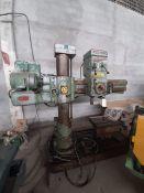 BICKFORD Radial Drill S/N 304-374/Taladro Radial
