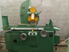 "THOMPSON Automatic grinder machine Table 8"" x 24"" / Rectificadora automatica superficies planas"