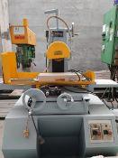 HARIG Automatic Grinder machine Model CRH 600 S/N 600024 220 volts 60 Hz RPM 3450/2850 /