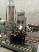 CINCINNATI GILBERT Radial Drill S/N 6026 Lot 88 / Taladro radial