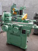 "BROWN & SHARPE Grinder machine No 13 32"" 220 volts 3PH 60 cycle 110 v 22"" entre centros /"