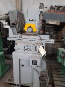"""DoALL Super Precision grinder spindle Model MD 6 S/N 2758 6"""" x 12"""" Motor R&M 220/440 volts 1HP 3PH"""