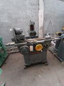 "BROWN & SHARPE Grinder machine No 13 32"" 220 volts 3PH 60 cycle 110 v 25"" entre centros /"