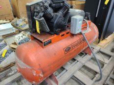 DEVIL BLISS AIR COMPRESSOR M-WAT-5062 SN#35408KJ 10HP MAX PRES
