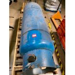 Blue Air Compressor Tank 30'' x 6'