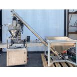 Stainless Steel Powder Filler and Elevator