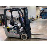 Nissan 1N1L15V Forklift 2700Lbs