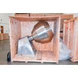 Kosempel Mixing Pan in crate