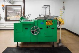 TZ Engineering Lid Forming Machine (Green)