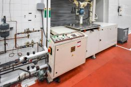 Sollich Tempering Machine with Control Panel