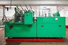 TZ Engineering Box Bottom Forming Machine (Green)