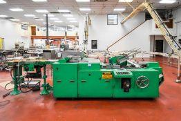 T.Z Packaging Lidding Machine (Green)