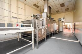 Automatic Nut Roaster with Control panelsWolverine - Proctor Model: 2000
