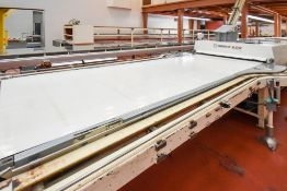 Sollich Thermoflow Cooling Tunnel Conveyor