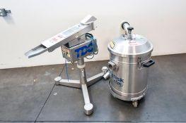 Nilfisk CFM Vacuum and TDC Tablet Deduster