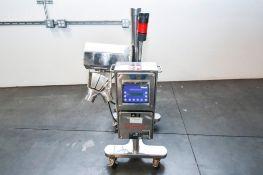 Safeline Tablex Fall Through Metal Detector