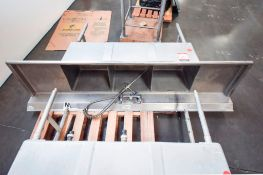 Advance Tabco Industrial Stainless Steel Sink