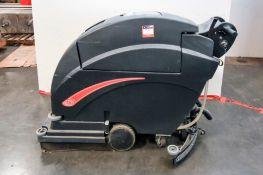 Global Industries Floor Scrubber Model 261125