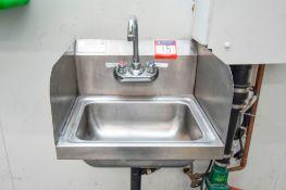Krowne Small Stainless Steel Single Bowl Sinks HS-26L (2)