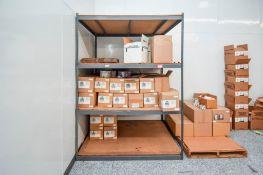 Single Warehouse Racking Shelf