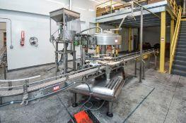 Rotary Liquid Filling Line for Gallons 21 Head - Bulk Lot