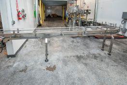 Conveyor Line Conveyor Line with Variable Speed Control