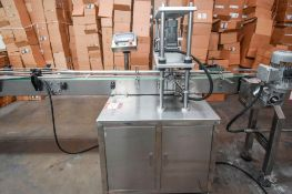 Pro-Fill Bottle Cap torquer with Variable Speed Drive