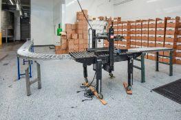 EZ- Tek Top Case Taper and Conveyor