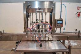 Pro-Fill 4 Station Liquid Filler