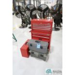(LOT) TOOL BOXES