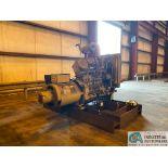 175 KW CUMMINS MODEL 500FDC5039AA-W STANDBY POWER EMERGENCY DUTY GENERATOR SET; S/N BD-96814-172-