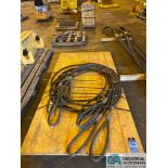 """1"""" X 20' LIFTING CABLES"""