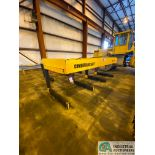 """15 TON X 4-PRONG ASC INDUSTRIES MODEL Z1904292 COIL LIFTER; S/N 434202, 48"""" FORKS, 162"""" OVERALL"""