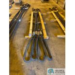 """1-3/4"""" X 13' LIFTING CABLES"""