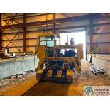 WHITING DT 15.6 TRACKMOBILE; S/N 3527525, 2,877 HOURS SHOWING, GAS POWERED 6 CYLINDER HERCULES