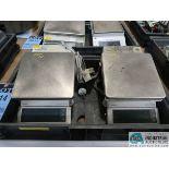 5100G MAX METTLER-TOLEDO MODEL PG 5001 PRECISION BALANCE SCALES