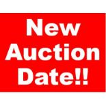 NEW AUCTION DATE - MAY 14, 2020