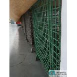 """30"""" X 48"""" X 30"""" DEEP COLLAPSIBLE WIRE BASKETS ** DELAYED REMOVAL 5-20-2020 **"""