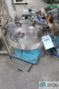 "22"" VIBRATORY BOWL FEEDER - Loading fee due the ""ERRA"" Pedowitz Machinery Movers $25.00"