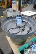 """17"""" AUTOMATION DEVICES MODEL 10 VIBRATORY FEEDER"""