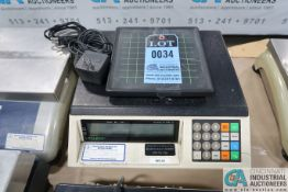 5 LB TOLEDO MODEL 8572 DIGITAL COUNTING SCALE