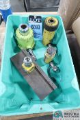 ENERPAC HYDRAULIC JACKS; 5, 10, 20 AND 30 TON